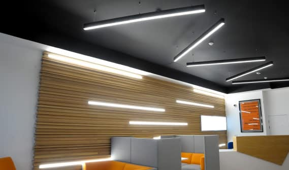 LED Linear Lighting Systems - M-LINE LED LIGHTING - Mount Lighting