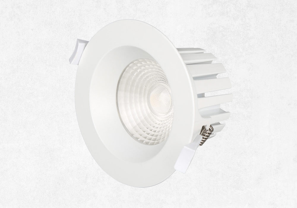 LED downlights part of the recessed lighting range from Mount Lighting