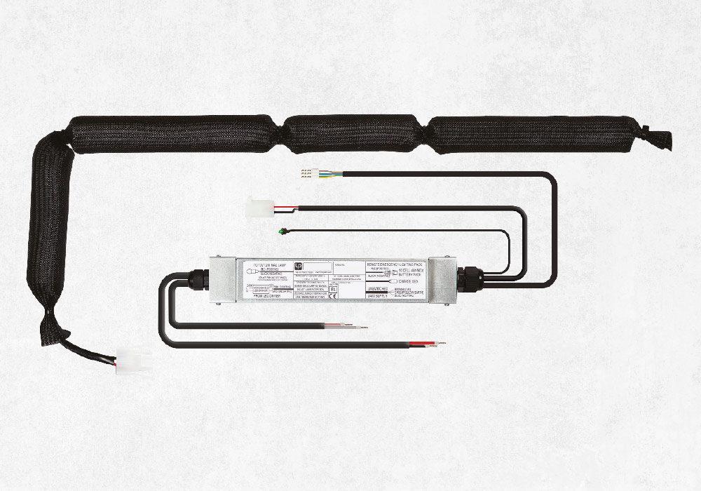 MNTLV LED Emergency Lighting Kit