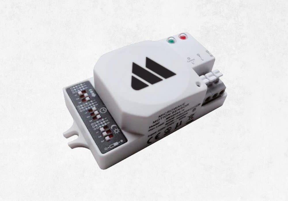 Microdetect occupancy sensor