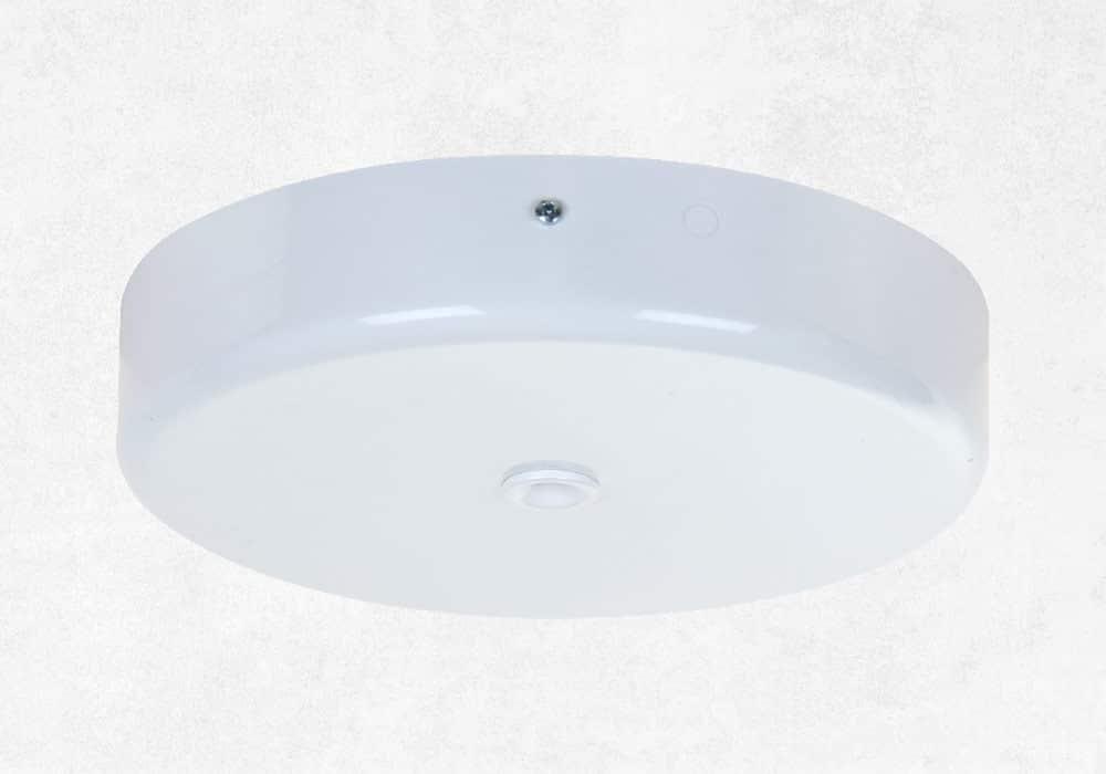 Emergency lighting ceiling luminarie illustration