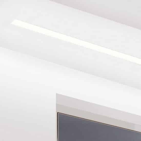 trimless linear lighting