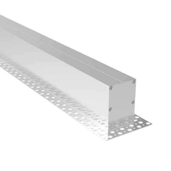 recessed trimless linear lighting