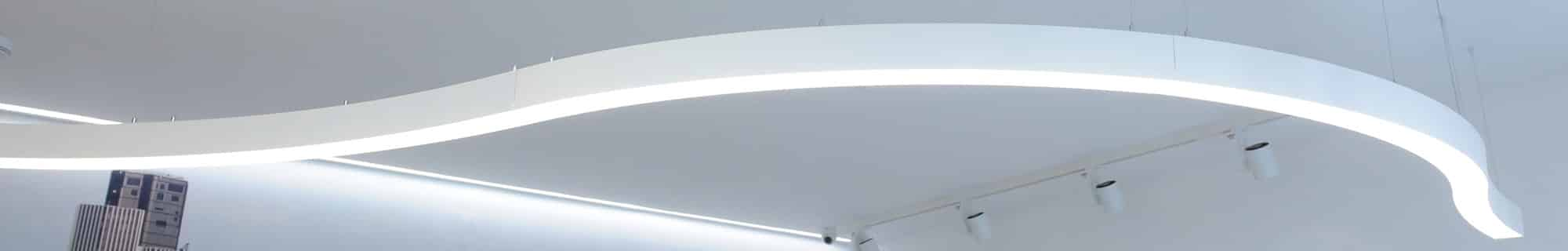 bespoke lighting solutions UK