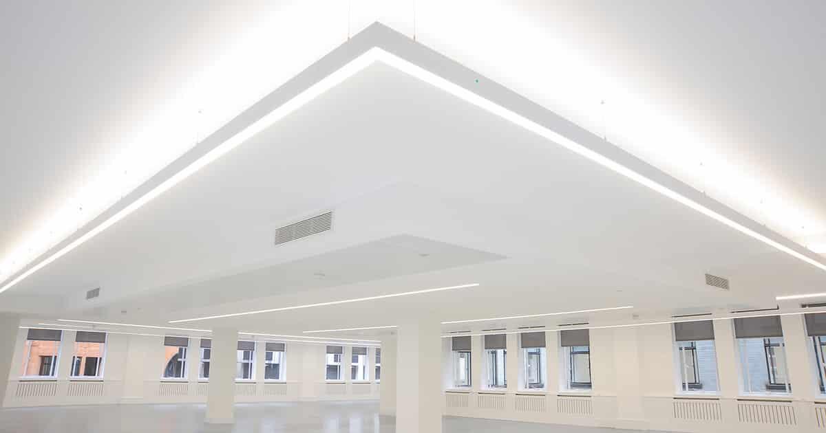 LED linear lighting