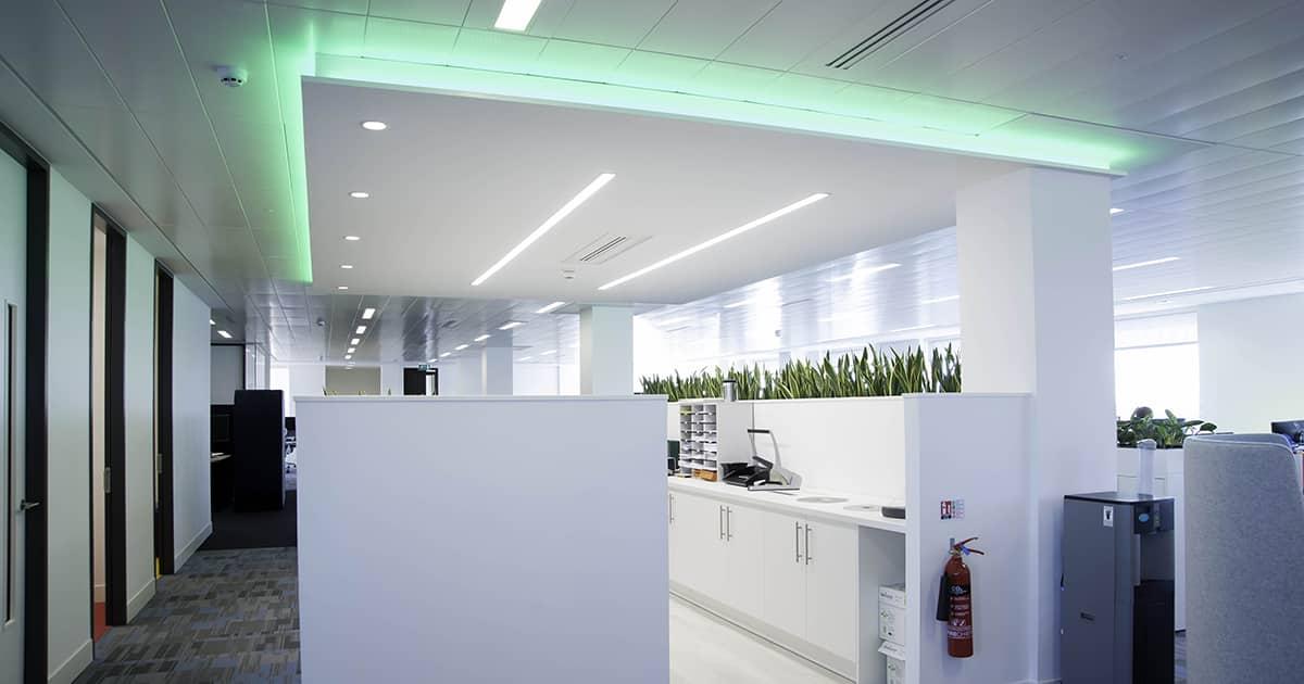 best office lighting