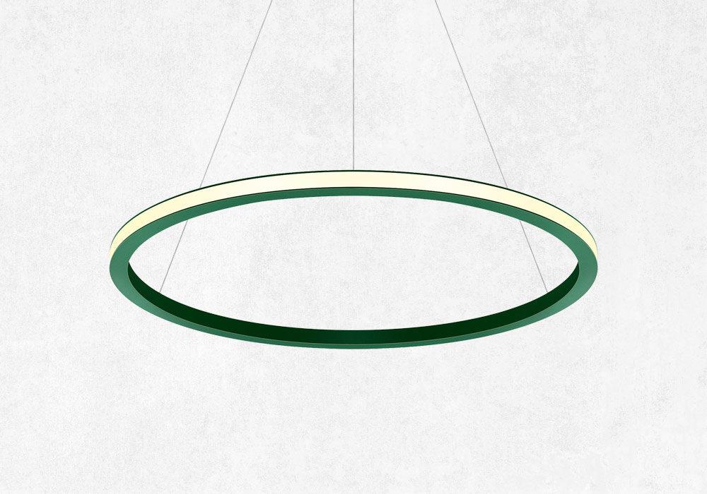 Oreo suspended lighting