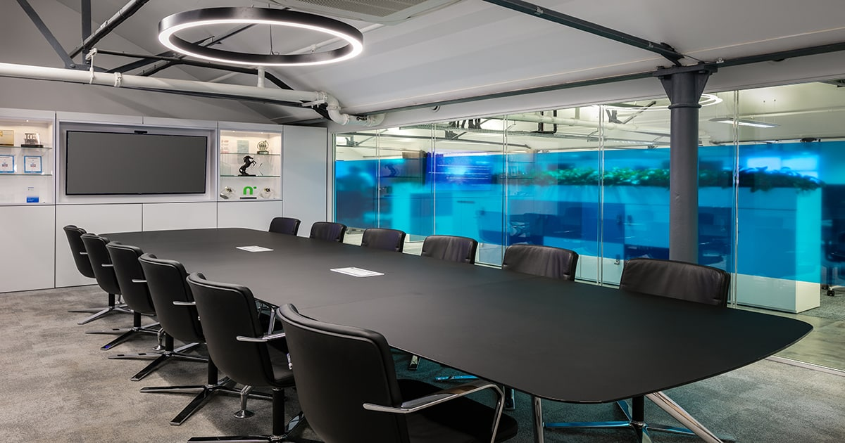 Office lighting, Interior Design