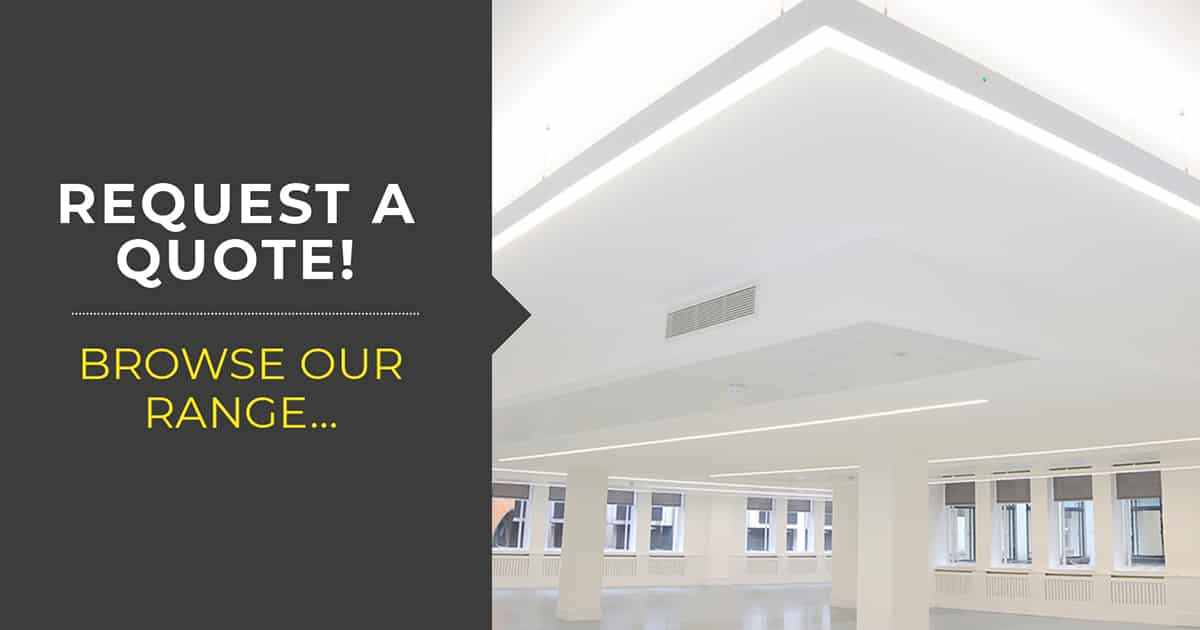 Linear Lighting - Request a quote