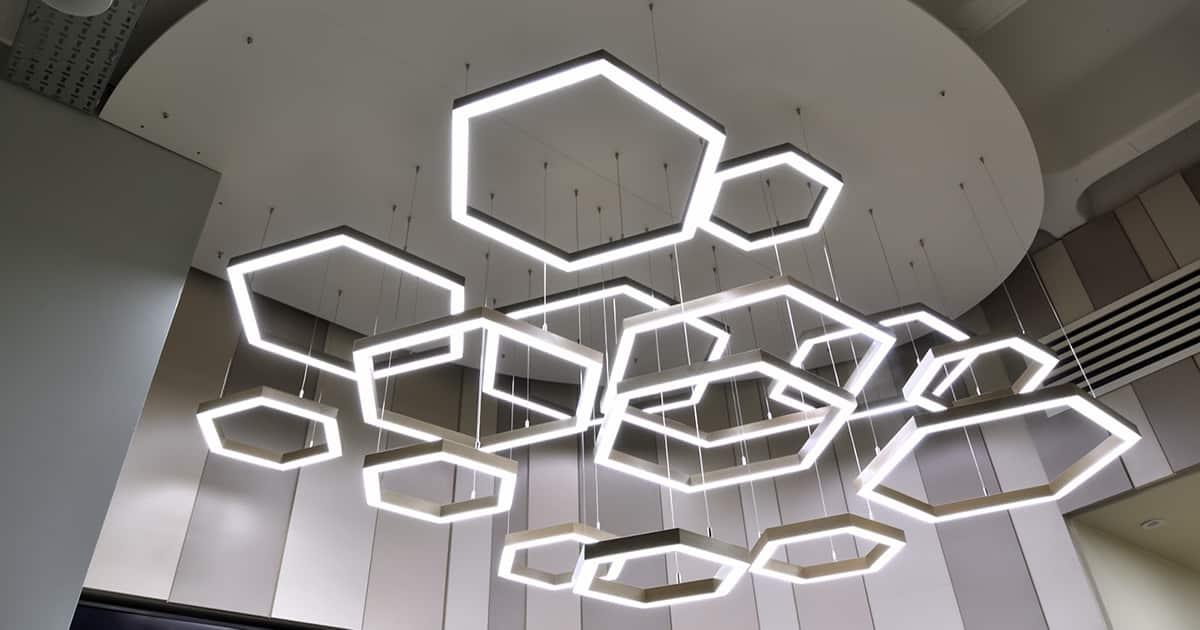 bespoke feature lighting