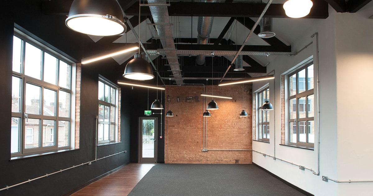 direct lighting design