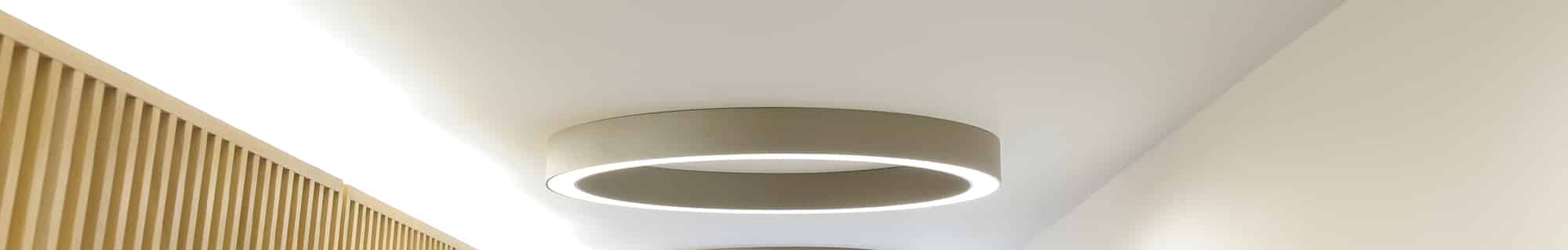 Gold Halo - Ring LED Light