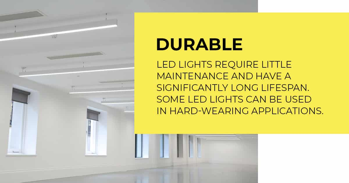 durable LED lighting