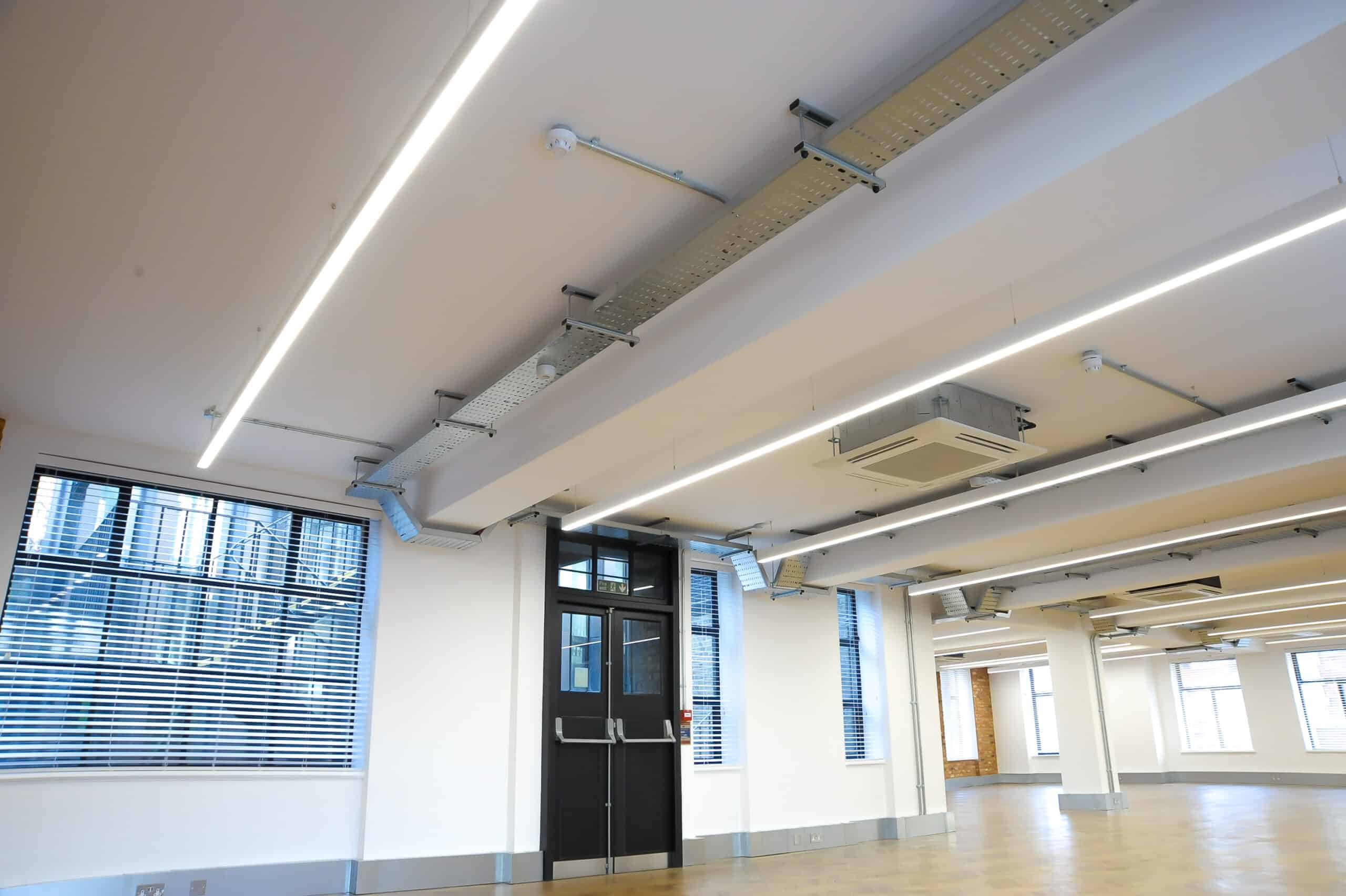 M-Line Suspended LED Linear Lighting