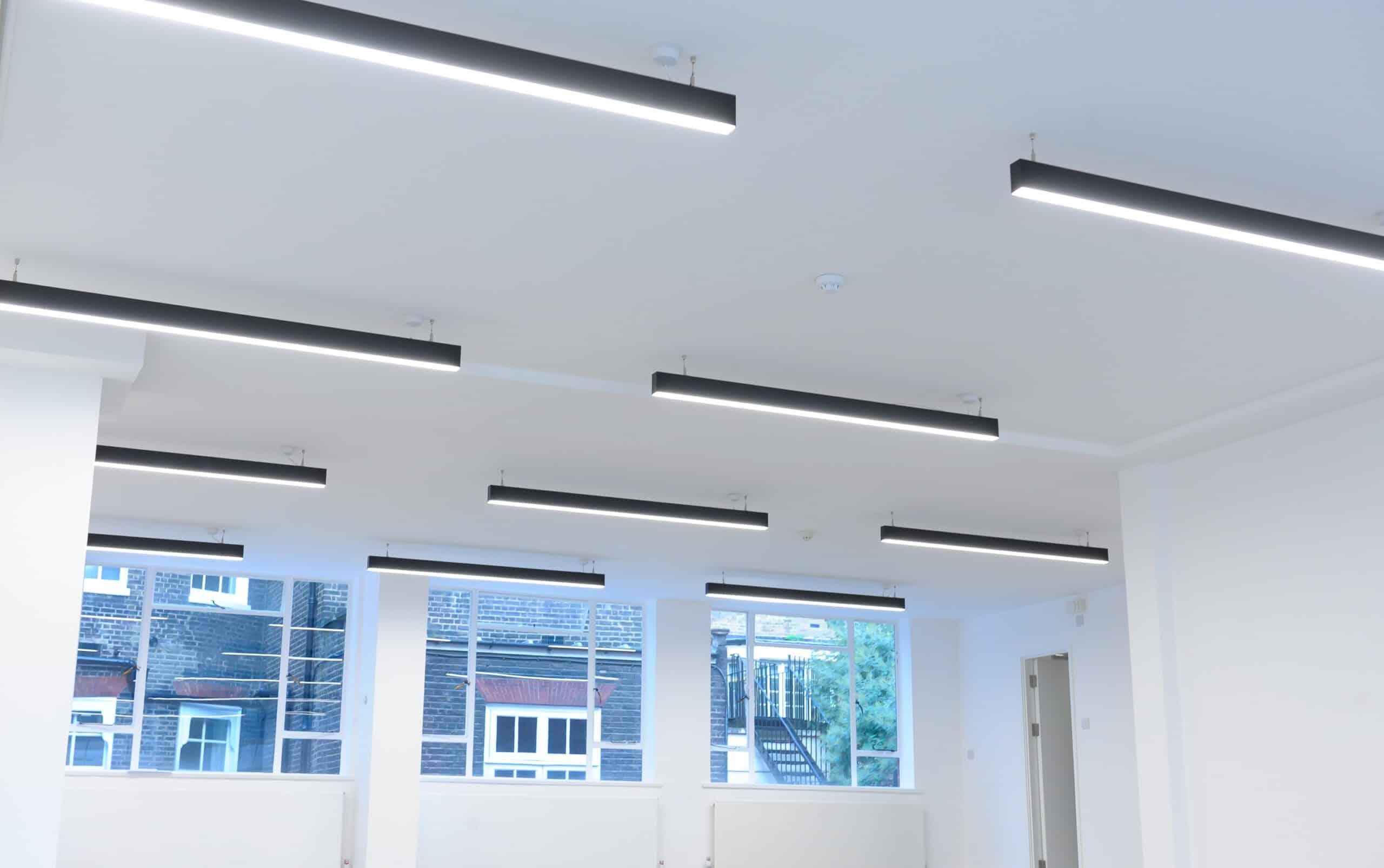 large office lighting