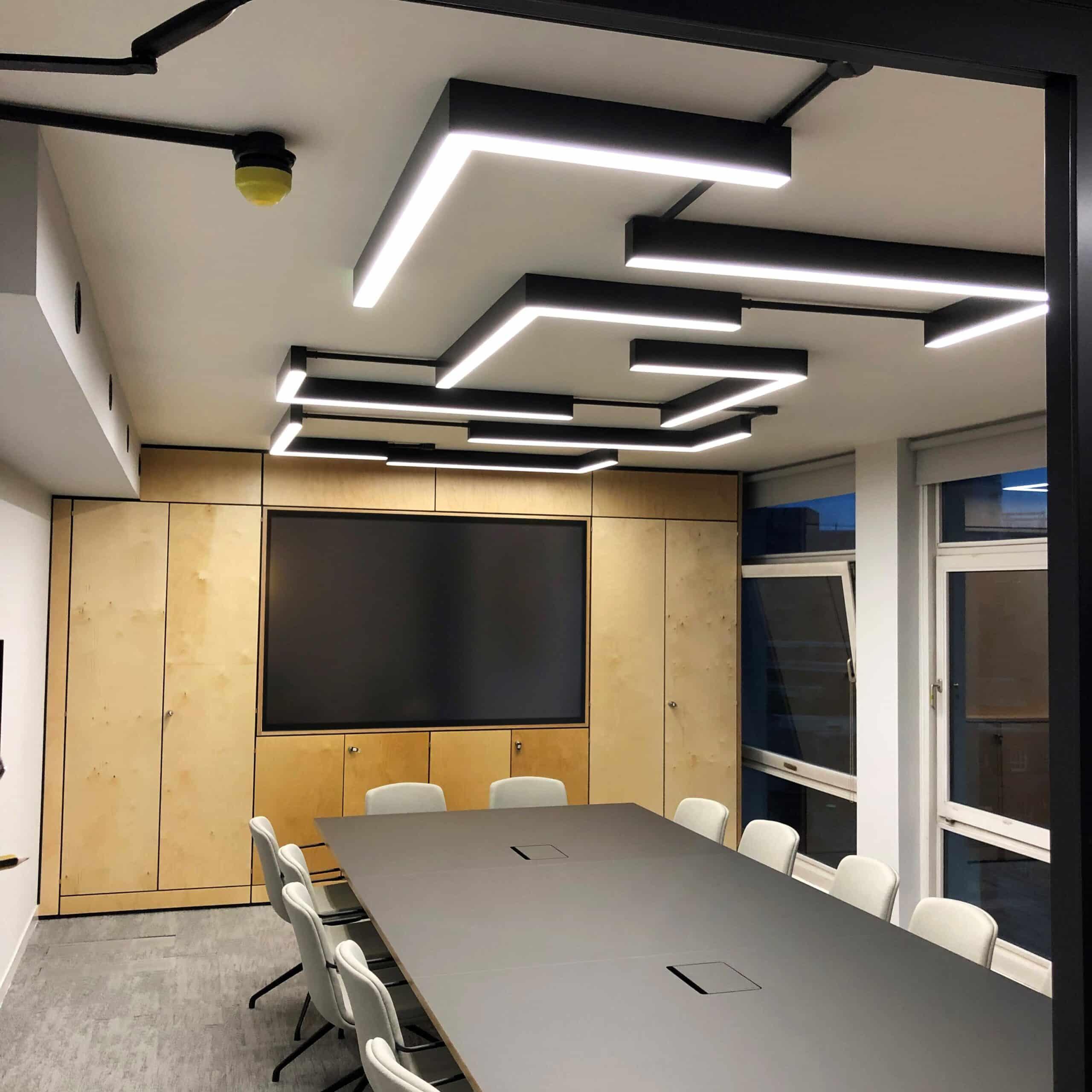 commercial lighting
