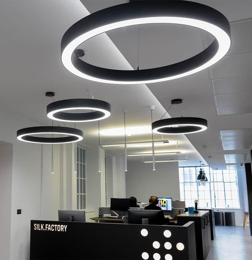 Bespoke Lighting Installation