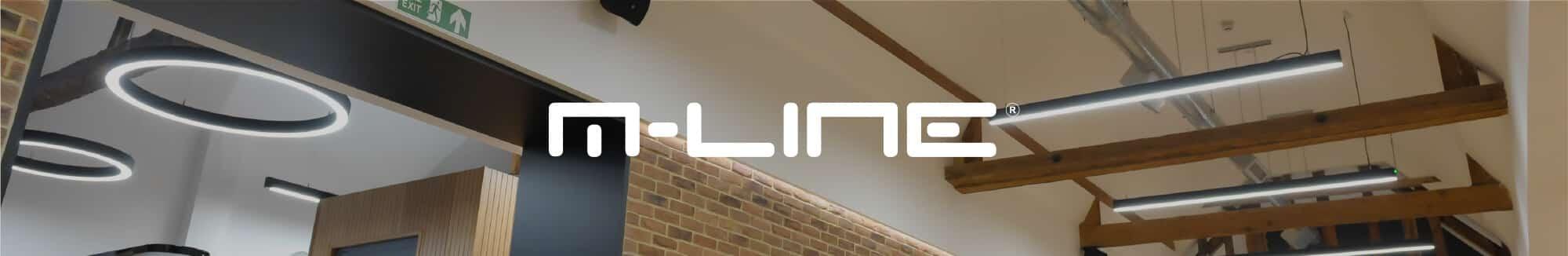 M-Line cat Banner