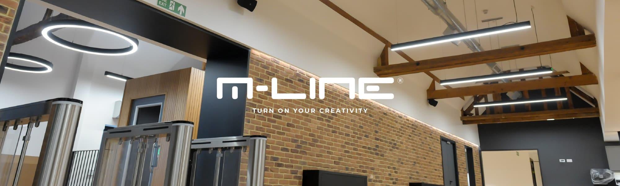 M-Line new banner