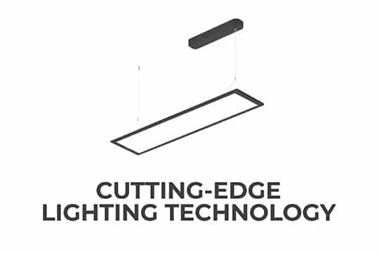blade lighting solution