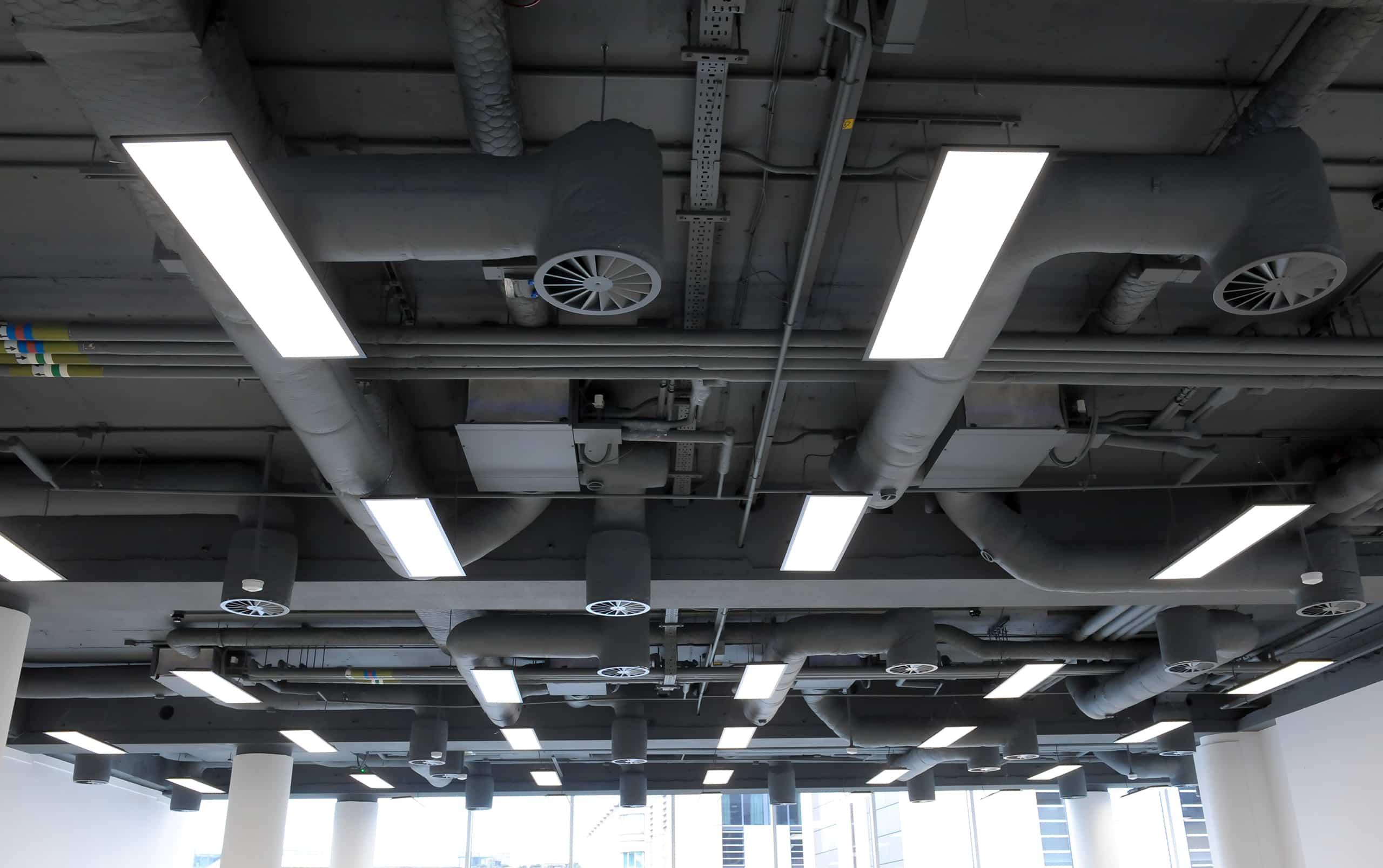 high-bay lighting
