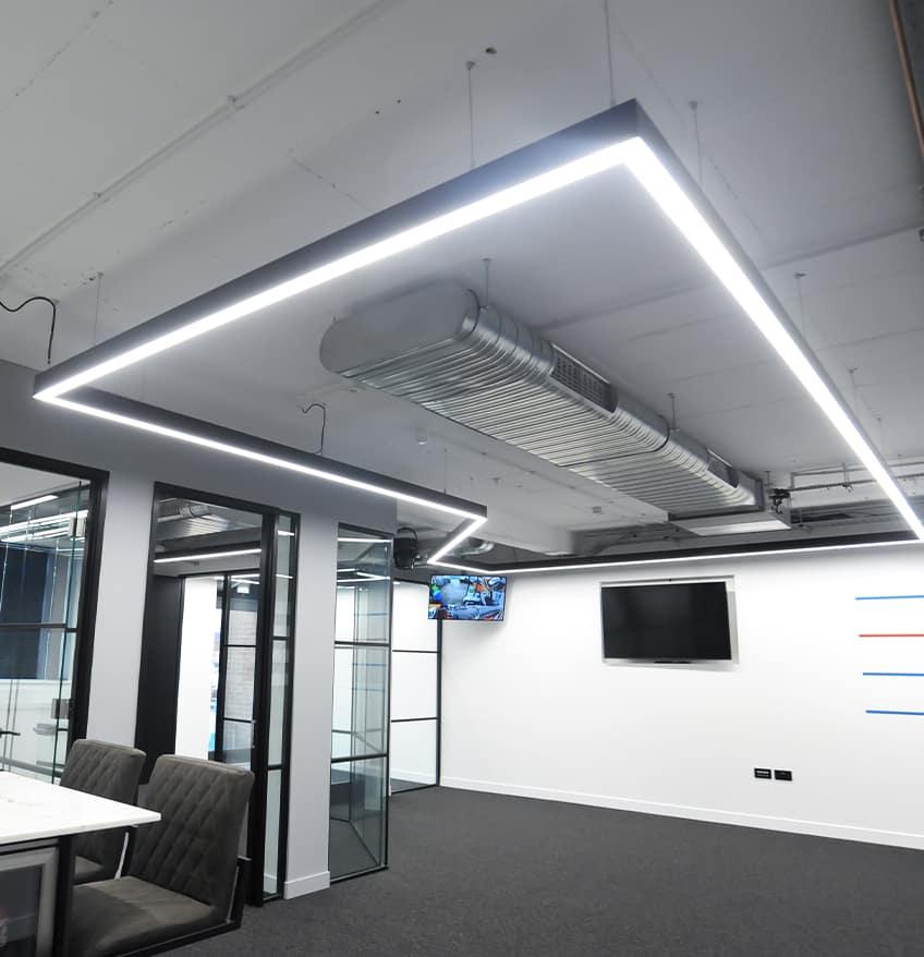 office lights atmosair