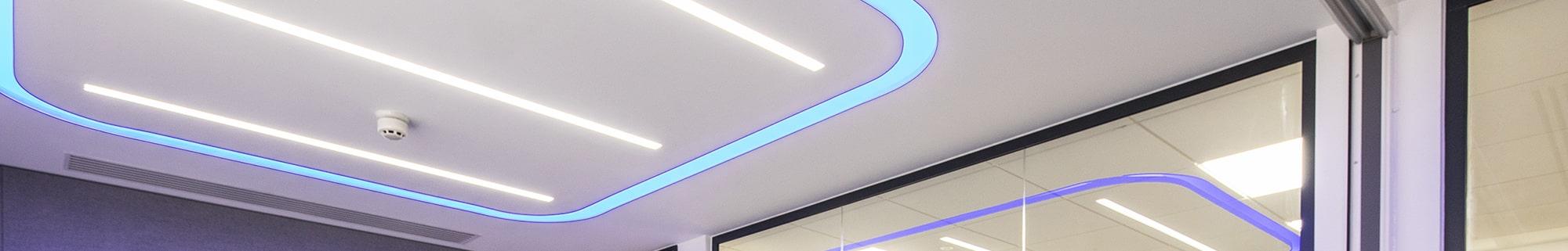 feature lighting panasonic banner