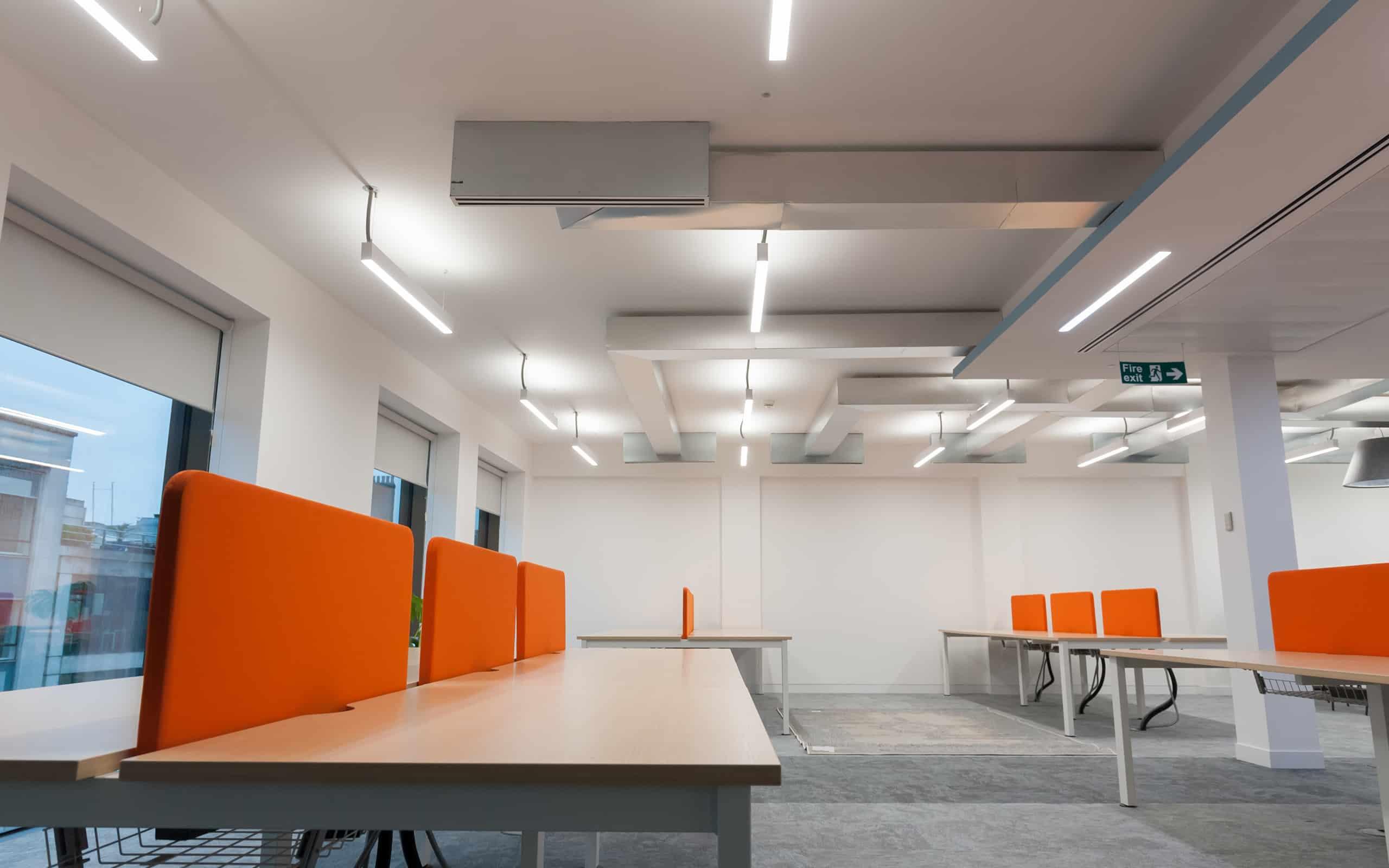desk lighting office