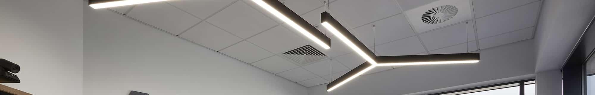 suspended lighting