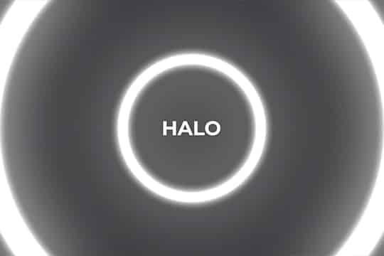 halo video screen shot