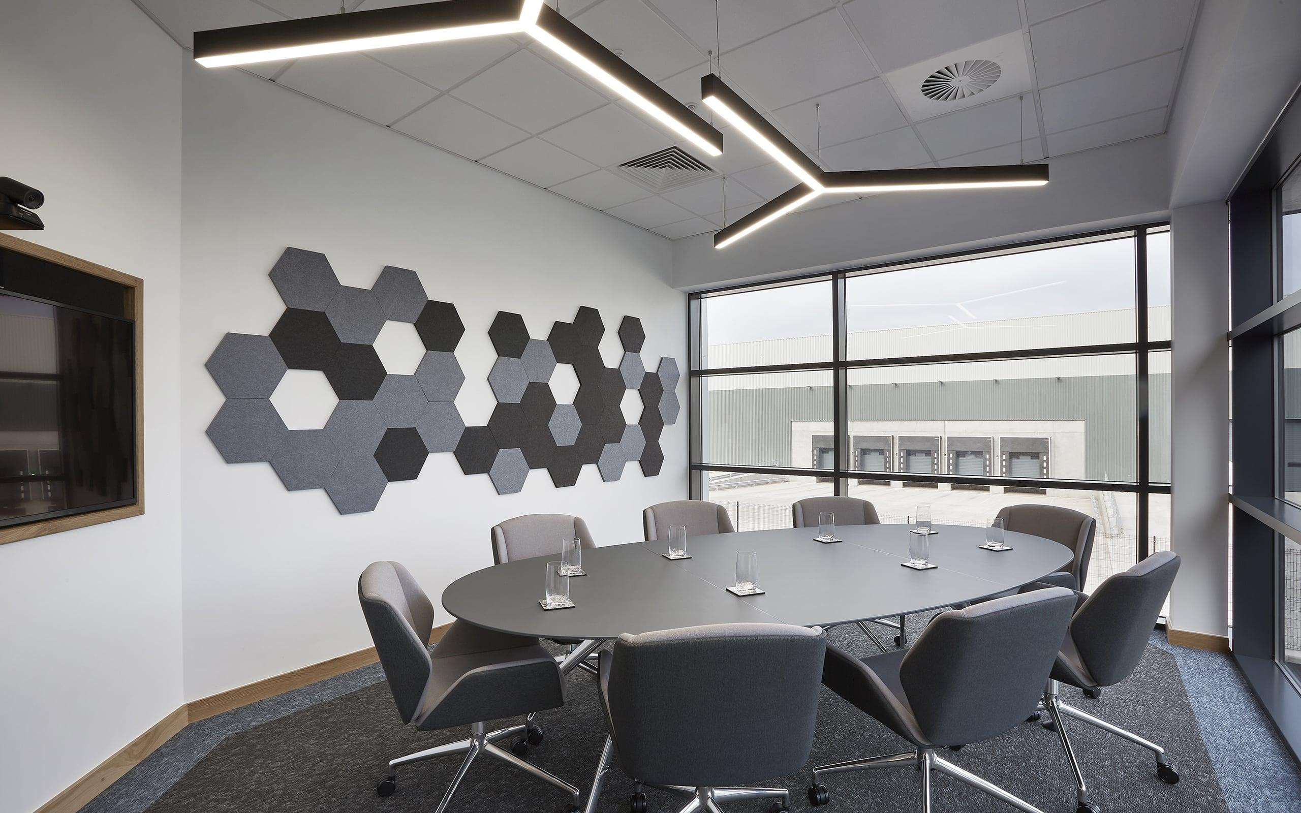 bespoke office lighting