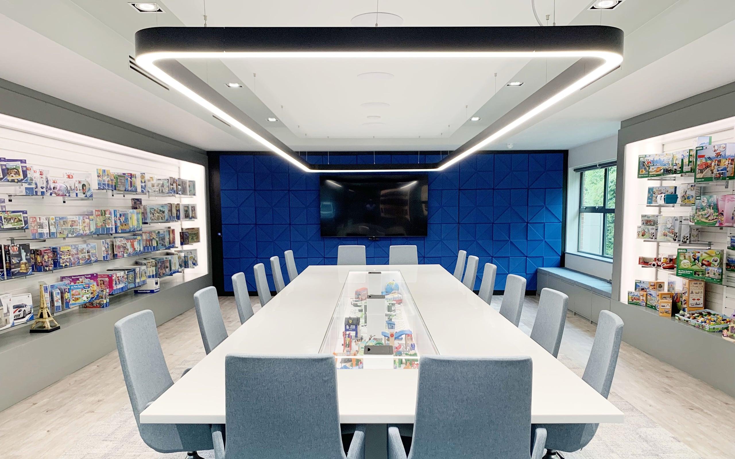 boardroom lighting